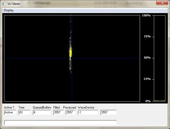 VU-Meter Image